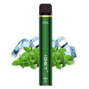 iGet 1800 Puffs Mint Ice